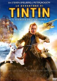 Le avventure di Tintin [DVD] [: il segreto dell'unicorno]