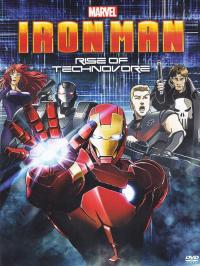 Iron Man. Rise of Technovore