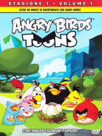 Angry birds toons. Stagione 1, volume 1