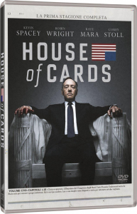 House of cards [Videoregistrazione]. Prima stagione