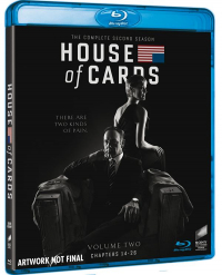 House of cards. Seconda stagione. Volume due. Capitoli 14-26