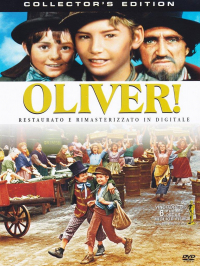 Oliver! [DVD] / directed by Carol Reed ; screenplay by Vernon Harris ; book, music and lyrics by Lionel Bart ; freely adapted from Charles Dickens's novel