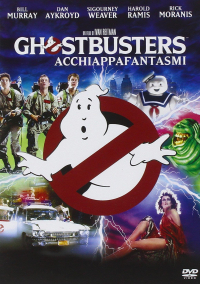 Ghostbusters [DVD] / un film di Ivan Reitman ; music by Elmer Bernstein ; written by Dan Aykroyd and Harold Ramis