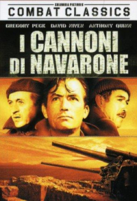I cannoni di Navarone [DVD] / directed by J. Lee Thompson ; written and produced by Carl Foreman ; based on the novel by Alistair Maclean ; music composed and conduced by Dimitri Tiomkin