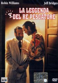 La leggenda del re pescatore [DVD] / directed by Terry Gilliam ; music by George Fenton ; written by Richard Lagravenese