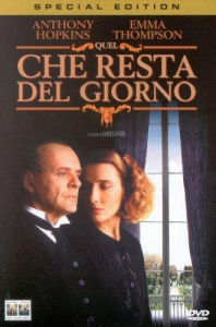 Quel che resta del giorno [DVD] / directed by James Ivory ; based on the novel by Kazuo Ishiguro ; music by Richard Robbins ; screenplay by Ruth Prawer Jhabvala