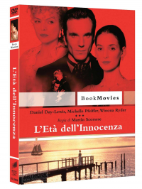 L' età dell'innocenza / un film di Martin Scorsese ; music by Elmer Bernstein ; based on the novel by Edith Wharton ; screenplay by Jay Cocks & Martin Scorsese