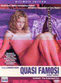 Quasi famosi [DVD]
