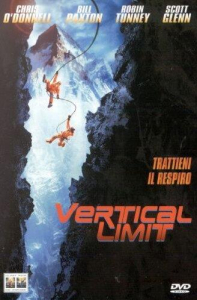 Vertical limit [Videoregistrazioni]