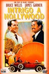 Intrigo a Hollywood / un film di Blake Edwards ; music by Henry Mancini ; story by Rod Amateau ; screenplay by Blake Edwards