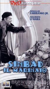 Sinbad il marinaio [DVD]