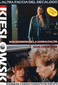 Non uccidere / un film di Krzysztof Kieslowski ; soggetto e sceneggiatura Krzysztof Kieslowski, Krzysztof Piesiewicz ; musica Zbigniew Preisner