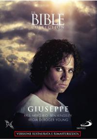 Giuseppe. Schiavo in Egitto, diventò salvatore del suo popolo. DVD
