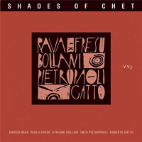 Shades of Chet [Audioregistrazione]