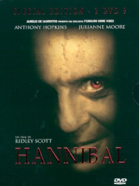Hannibal [DVD] / un film di Ridley Scott ; [con] Anthony Hopkins, Julianne Moore