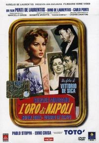 L'oro di Napoli [DVD]