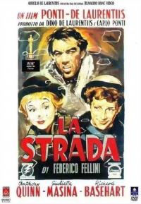 La strada [DVD] / di Federico Fellini