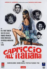 Capriccio all'italiana [VIDEOREGISTRAZIONE]