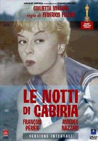 Le notti di Cabiria [DVD] / regia di Federico Fellini