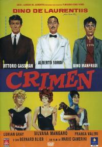 Crimen [VIDEOREGISTRAZIONE]