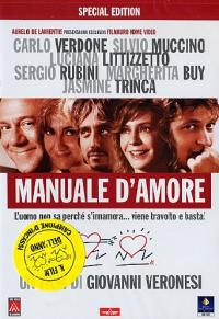 Manuale d'amore [Videoregistrazione] / un film di Giovanni Veronesi ; sceneggiatura di Ugo Chiti, Giovanni Veronesi ; musica di Paolo Buonvin