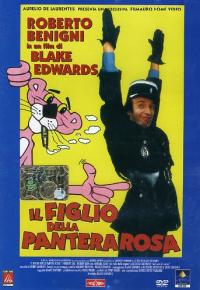 Il figlio della pantera Rosa [DVD]