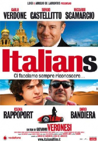 Italians [DVD] / un film di Giovanni Veronesi ; soggetto e sceneggiatura Giovanni Veronesi, Ugo Chiti, Andrea Agnello ; musiche Paolo Buonvino