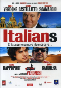 Italians [DVD] [: ci facciamo sempre riconoscere...]