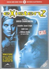 Existenz [DVD] / scritto e diretto da David Cronenberg ; musica Howard Shore