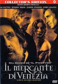 Il mercante di Venezia [DVD] / diretto da Michael Redford ; [con] Al Pacino, Jeremy Irons ; costumi Sammy Sheldon ; scritto da William Shakespeare e Michael Radford