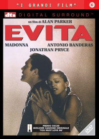 Evita [Videoregistrazione] / regia di Alan Parker ; soggetto e sceneggiatura di Alan Parker, Oliver Stone, Tim Rice ; musiche di Andrew Lloyd Webber, Tim Rice