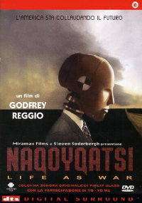 Naqoyqatsi [DVD]