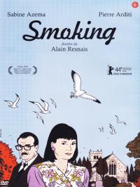 Smoking [Videoregistrazione] / diretto da Alain Resnais ; musica [di] John Pattinson