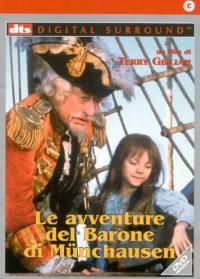 Le avventure del Barone di Munchausen [DVD]