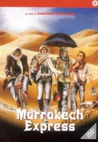 Marrakech Express [Videoregistrazione] / regia di Gabriele Salvatores ; soggetto e sceneggiatura di Carlo Mazzacurati, Umberto Contariello, Enzo Monteleone ; musiche di Roberto Ciotti