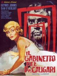 Il gabinetto del Dr. Caligari [DVD]