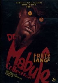 Fritz Lang's Dr. Mabuse collection [VIDEOREGISTRAZIONE]