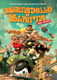 Mortadello e Polpetta [DVD]