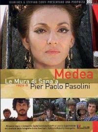 Medea [DVD] / regia di Pier Paolo Pasolini