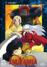 Inuyasha. Season 5. 1st travel