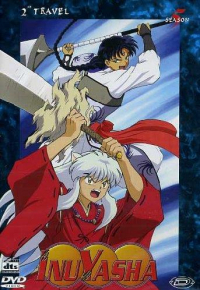Inuyasha. Season 5. 2nd travel