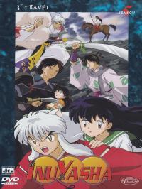Inuyasha. Season 5. 3rd travel