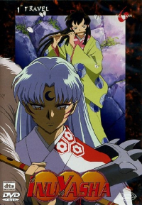 Inuyasha. Season 6. 1st travel