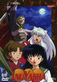 Inuyasha. Season 6. 2nd travel