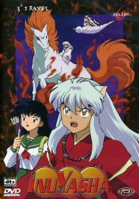Inuyasha. Season 6. 3rd travel