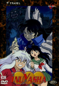 Inuyasha. Season 6. 9th travel