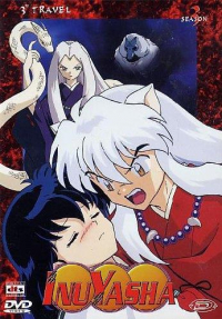 Inuyasha. Season 3. 3rd travel