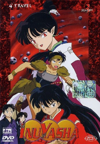 Inuyasha. Season 3. 4th travel