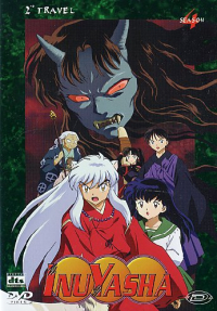 Inuyasha. Season 4. 2nd travel