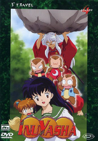 Inuyasha. Season 4. 3rd travel